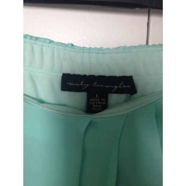 Teal Maxi Dress by City Triangles