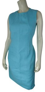 Talbots short dress Turquoise New Without Tags Petite on Tradesy