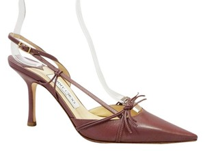 Jimmy Choo Heather Mauve Mauve, Purple Pumps