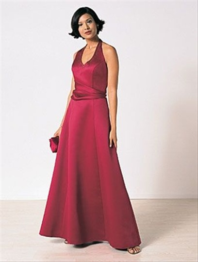 Alfred Angelo Claret Style 6126 Dress