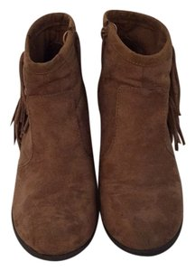 Mossimo Supply Co. Tan Boots