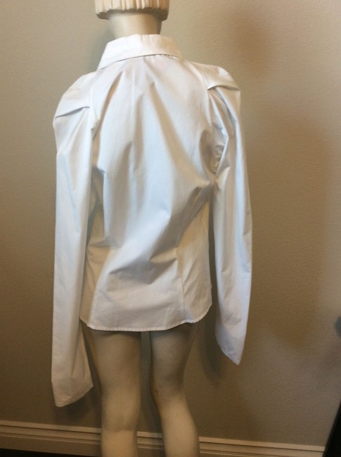 Christian Siriano Top White