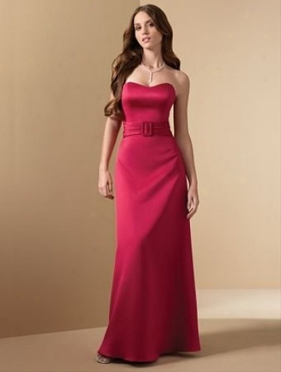 Alfred Angelo Lipstick Style 6543 Dress