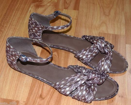 American Eagle Outfitters brown Sandals
