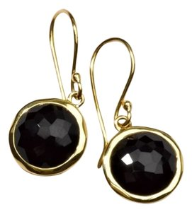 Ippolita 18K Gold Mini Lollipop Earrings