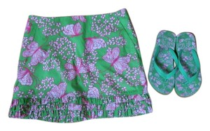 Lilly Pulitzer Skirt Dream Weaver