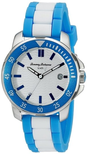 Tommy Bahama Tommy Bahama 10018391 Women's Two tone Analog Watch With White Dial