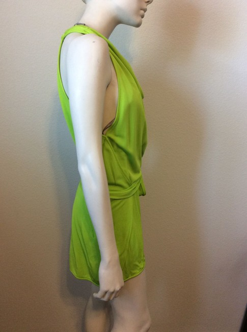 Halston Top Green