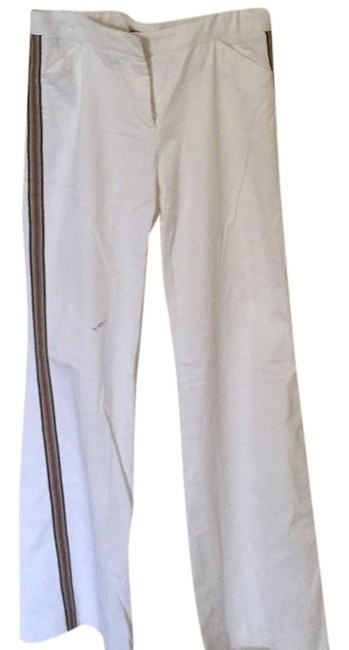 Preload https://item2.tradesy.com/images/burberry-white-black-red-tan-trousers-size-4-s-27-4551406-0-0.jpg?width=400&height=650