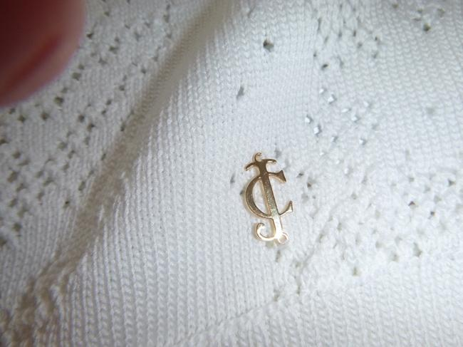 Juicy Couture Cotton Keyhole Sweater