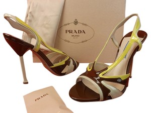Prada Multi-color Pumps