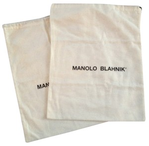 Manolo Blahnik MANOLO BLAHNIK Set of 2 Dustbags