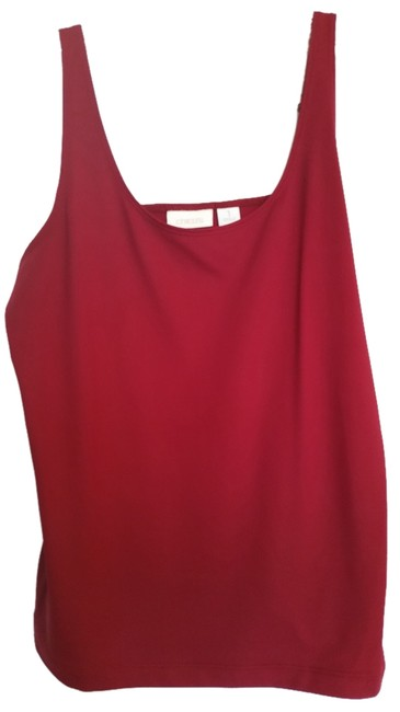 Preload https://item4.tradesy.com/images/chico-s-tank-top-burgundy-4553413-0-0.jpg?width=400&height=650