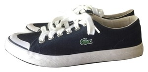Lacoste Navy Blue Athletic