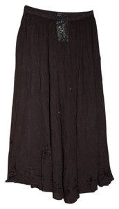 Kommotion NY Maxi Skirt Brown