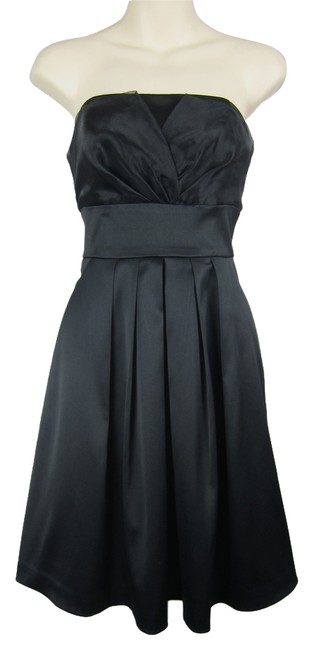 White House | Black Market Satin Dress