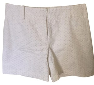Talbots Dress Shorts White