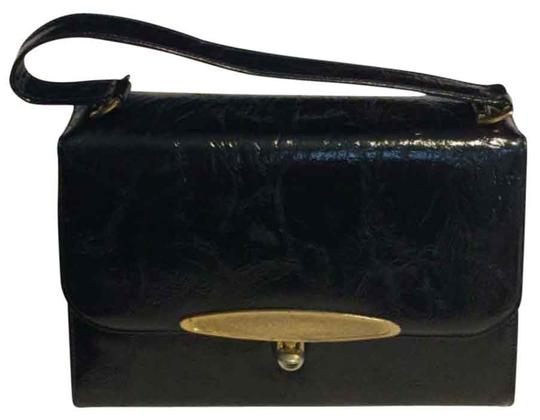 Preload https://item3.tradesy.com/images/black-simulated-leather-satchel-4554517-0-0.jpg?width=440&height=440
