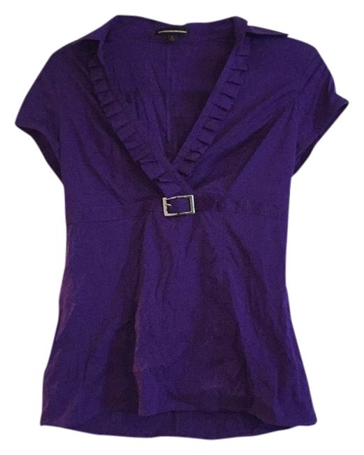 Preload https://item2.tradesy.com/images/express-top-purple-4554586-0-0.jpg?width=400&height=650