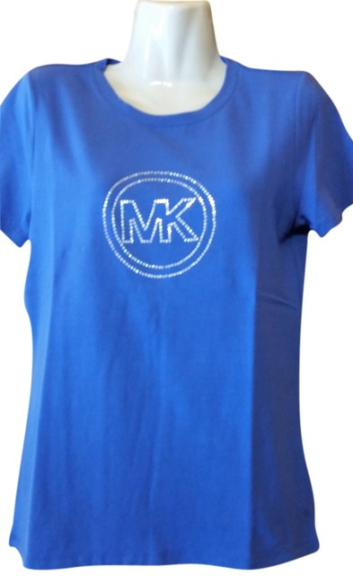 Michael Kors T Shirt Amparo blue
