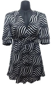 Michael Kors Shirt Top Zebra print