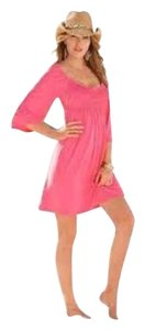 Boston Proper short dress Pink on Tradesy
