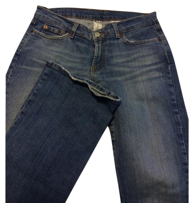 Preload https://item3.tradesy.com/images/lucky-brand-medium-wash-boot-cut-jeans-size-27-4-s-4556917-0-0.jpg?width=400&height=650
