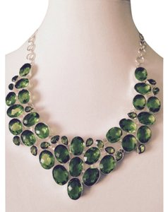 Embellished by Leecia Peridot Necklace