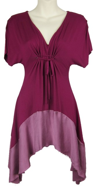 Item - Pink Silk Blouse Size 4 (S)
