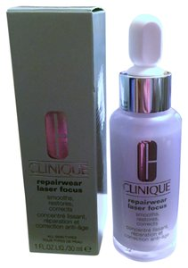 Clinique New in Box - Clinique Repairwear Laser Focus - Smooths, Restores, Corrects - 1.0 oz - Full Size - Retail = $50