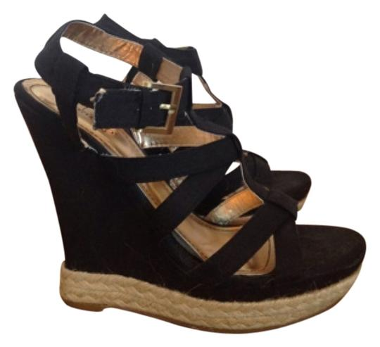 Bamboo Wedges