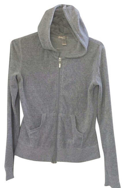 Preload https://item3.tradesy.com/images/ambiance-apparel-gray-sweatshirthoodie-size-4-s-4557772-0-0.jpg?width=400&height=650