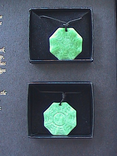 Other 2 Thai Jade Pendant Necklace
