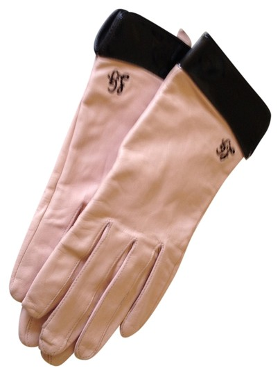 Preload https://item3.tradesy.com/images/lulu-guinness-pink-and-black-leather-gloves-with-patent-leather-trim-4558027-0-0.jpg?width=440&height=440