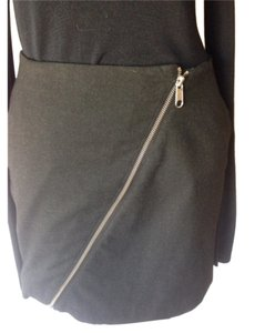 Maison Martin Margiela Mini Skirt Charcoal
