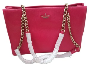 Kate Spade Phoebe Leather Chain Strap Shoulder Bag