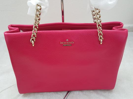 Kate Spade Phoebe Leather Chain Strap Classic Shoulder Bag