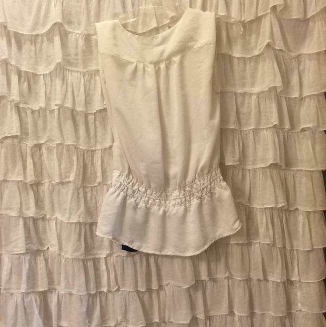 Moonlight Bridal Top White