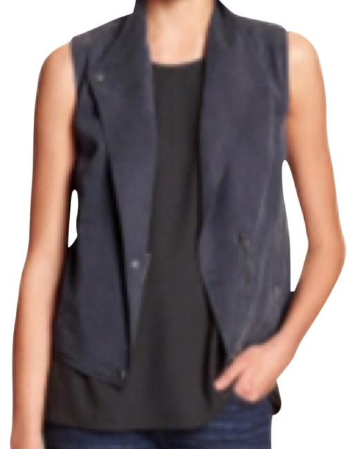 Banana Republic Utility Military Silver Hardware Cargo Nwt Vest