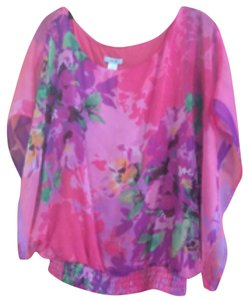 Cache Top Pink