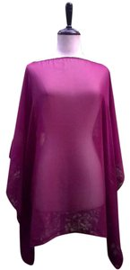 Lisa Nieves Chiffon Casual Formal Sheer Tunic