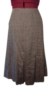 Chico's Skirt Gray