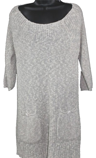 Preload https://item3.tradesy.com/images/free-people-cotton-blend-knit-top-blouse-m-above-knee-short-casual-dress-size-8-m-4559827-0-0.jpg?width=400&height=650