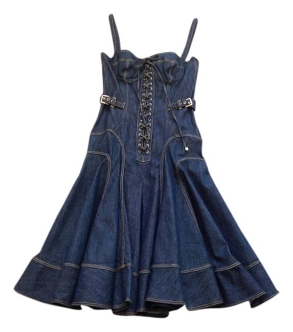 Preload https://item4.tradesy.com/images/dolce-and-gabbana-denim-dolce-and-gabbanna-above-knee-short-casual-dress-size-8-m-4559998-0-0.jpg?width=400&height=650
