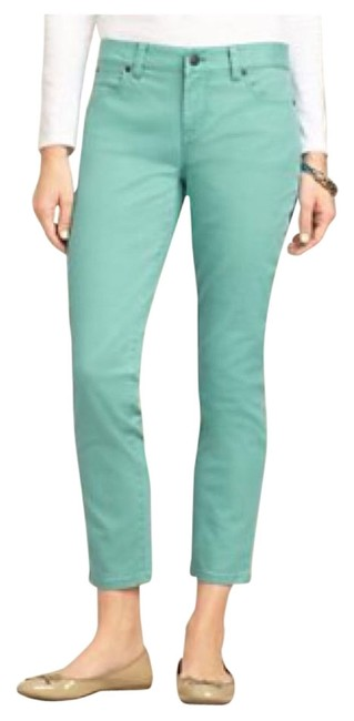 Preload https://item5.tradesy.com/images/talbots-mint-colored-crop-in-capricropped-jeans-size-36-14-l-4560304-0-0.jpg?width=400&height=650