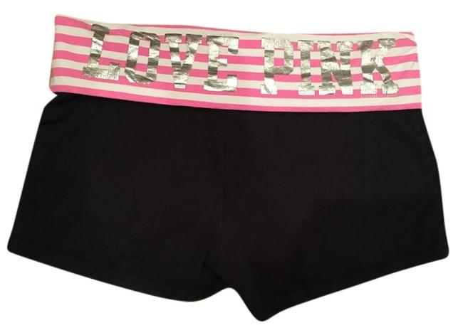 Item - Pink White and Black Activewear Bottoms Size 8 (M, 29, 30)