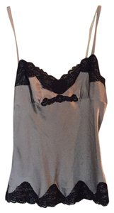Express Top Silver and black