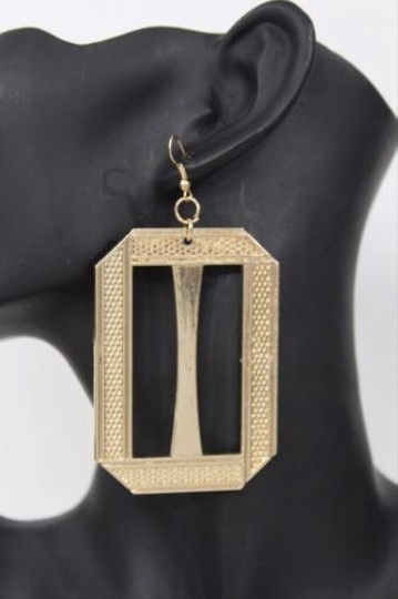Preload https://item4.tradesy.com/images/other-women-gold-square-dangle-long-earrings-set-fashion-metal-cut-out-plate-hook-4561843-0-0.jpg?width=440&height=440
