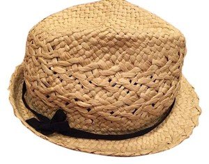 D&Y Woven Fedora