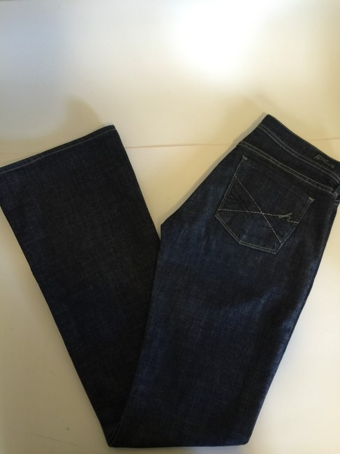 Citizens of Humanity Size 28 Boot Cut Jeans-Light Wash